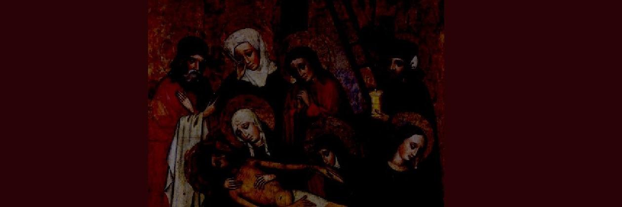 9b894bfdc07ebc Parafia Czarny Potok | Zapomniany obraz – Opłakiwanie Chrystusa